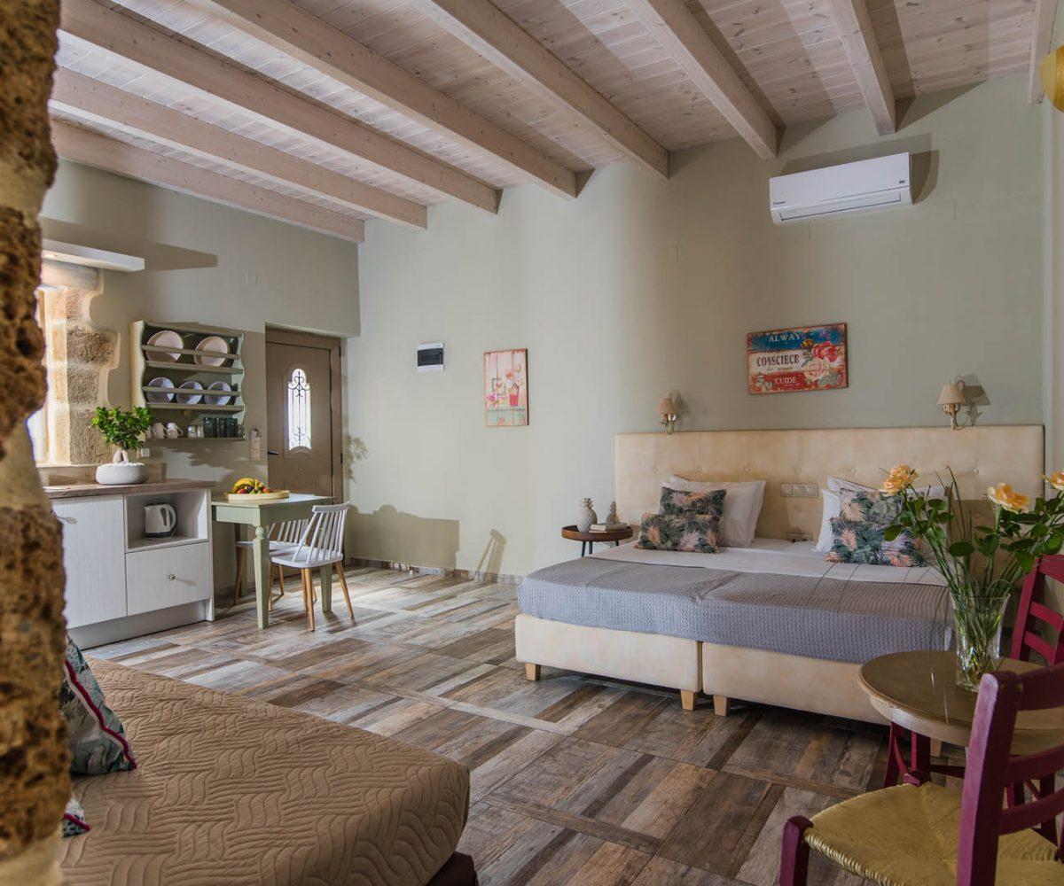 Junior Triple Suite Room