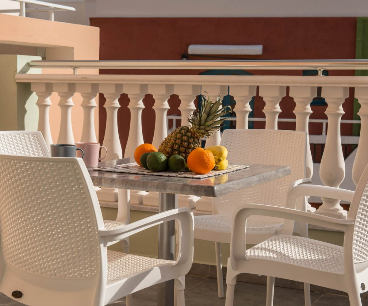 Superior Apartment Balcony